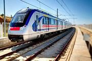 توقف قطار شهری مشهد | بودجه قطرهچکانی مانع گسترش مترو است