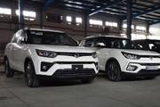 تصاویر | جدیدترین خودرو بازار ایران | چهره جدید تیوولی ۲۰۲۰ را ببینید
