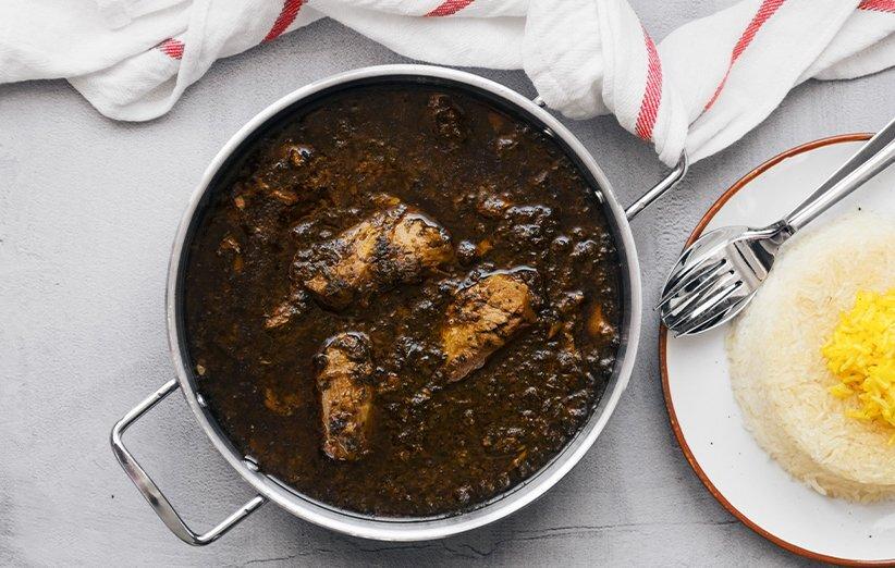 خورشت قلیه ماهی - خورش قلیه ماهی -آشپزی - غذای جنوبی - تغذیه