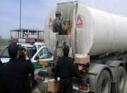 افزون بر ۳۵ هزار لیتر سوخت قاچاق در زنجان کشف و ضبط شد