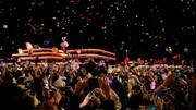 ویدئو | جشن سال نو در ووهان چین یک سال پس از کرونا
