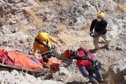 نوجوان ۱۲ ساله ایوانی در سقوط از کوه جان باخت