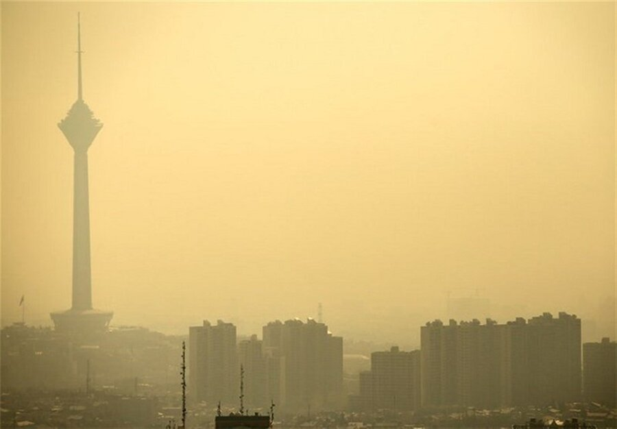 با استانداردهای جهانی، هوای تهران در ۷۰ درصد روزها ناسالم است!