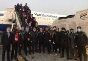 اتفاق عجیب در سفر خارجی تیم ملی فوتبال نوجوانان   جنجال حضور مدیران در کلاب شبانه