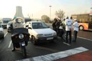 پویش «موتورسوارخوب» به غرب تهران رسید