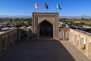 تصاویر | مسجد جامع گناباد؛ میراث کهن معماری خراسان
