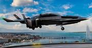 تحول در تکنولوژی هوایی با ترکیب ویژگیهای بالگرد و هواپیما