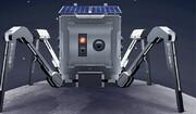 انگلیس عنکبوت رباتیک به ماه میفرستد