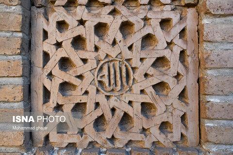 گذاری در مسجد جامع گناباد