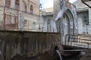 تصاویر   مسجدی روی آب