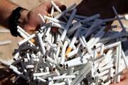 کشف ۷۰ هزار نخ سیگار قاچاق در اراک