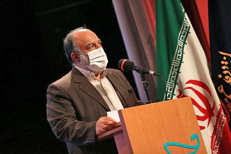 مهدی عظیمی میرآبادی دبير جشنواره مقاومت