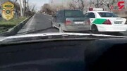 جانباختن ۲ مأمور پلیس در تعقیب و گریز متهمان در شیراز | جزییات حادثه