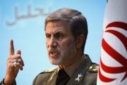 پیام وزیر دفاع به ۶۰ همتای خود درباره نقش رژیم صهیونیستی در ترور شهید فخریزاده