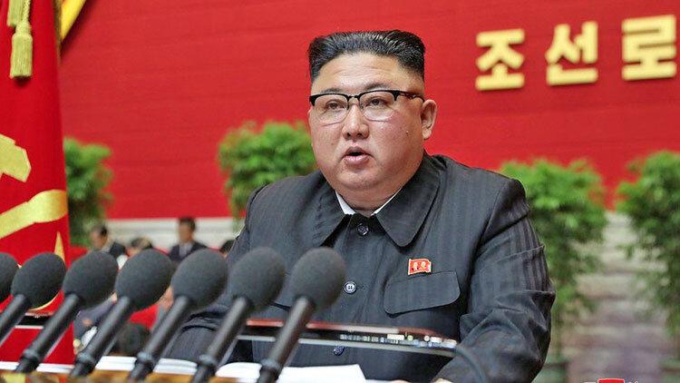 كيم جونگ اون رهبر كره شمالي