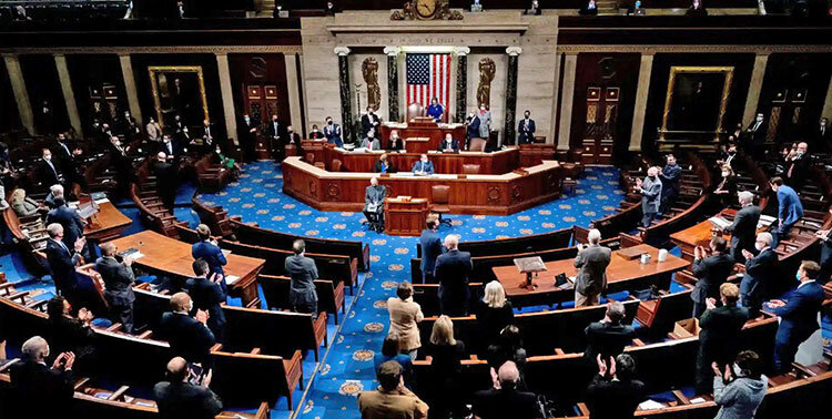 مجلس سناي آمريكا