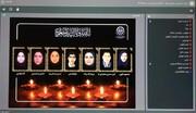 تصاویر | یادبود قربانیان هواپیمای اوکراینی در دانشگاه شریف با حضور فردوسیپور و صالحی