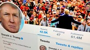 توئیتر برای همیشه حساب کاربری ترامپ را معلق کرد