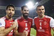 ۳ مدافع پرسپولیس نامزد بهترینهای آسیا