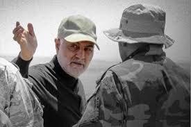 سردار قاسم سلیمانی در سوریه