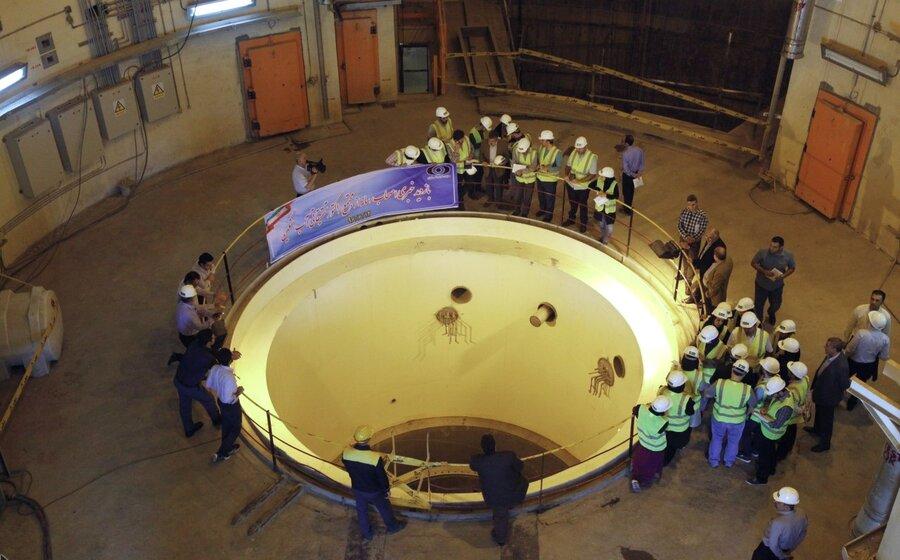 راکتور هسته ای اراک