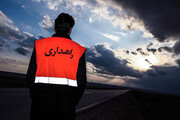 یک خودرو راهدار ساوهای را زیر گرفت و کشت