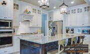 آشنایی با انواع مدلهای کابینت آشپزخانه