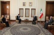 دیدار ظریف با معاون همتای کرهای | کره جنوبی زودتر منابع ارزی ایران را آزاد کند