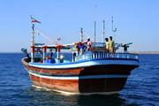 نجات یافتن ۵ سرنشین قایق صیادی در آبهای عمان