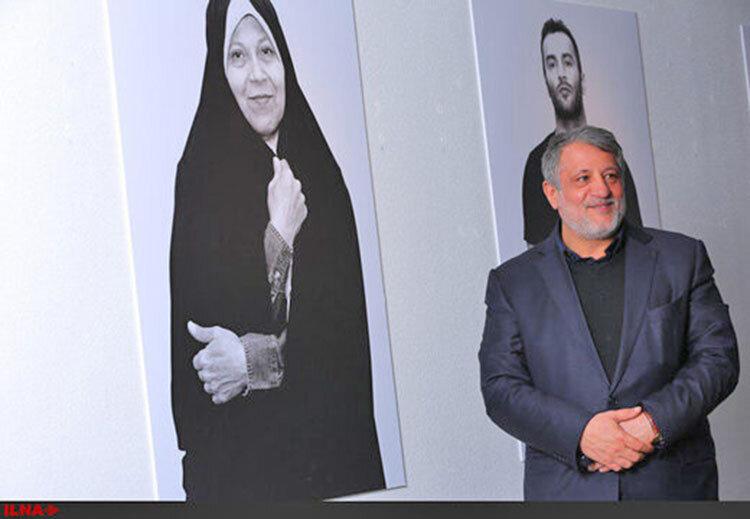 فائزه و محسن هاشمي