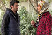 حسین مهری و مریم مومن جلوی دوربین سریال نوروزی رفتند