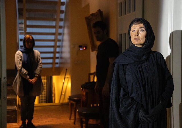 فیلم ماهرخ + آتنه فقیه نصیری