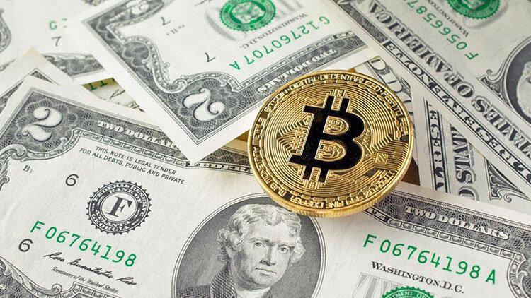 بيتكوين و دلار