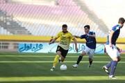 لیگ برتر | سپاهان با پیکان به جایگاه سوم رفت | طلسم شکنی سایپا مقابل ذوبآهن | تساوی گل گهر و آلومینیوم