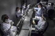 عکس روز| خط تولید واکسن چینی در برزیل
