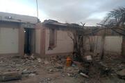 تخریب ۲۵ خانه و واحد تجاری در انفجار گاز در دیهوک