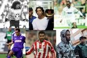 حبسکشیدههای دنیای فوتبال | از رونالدینیو تا دروازهبان دیوانه