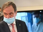 لاشِت  نیامده سوژه شد | تمام ماسکهای آقای رئیس حزب دموکرات مسیحی آلمان