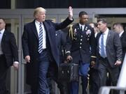 ترامپ «چمدان اتمی» را روز آخر ریاست جمهوری با خود میبرد