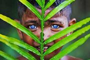 تصاویر | زیباترین و متفاوتترین چشمهای جهان