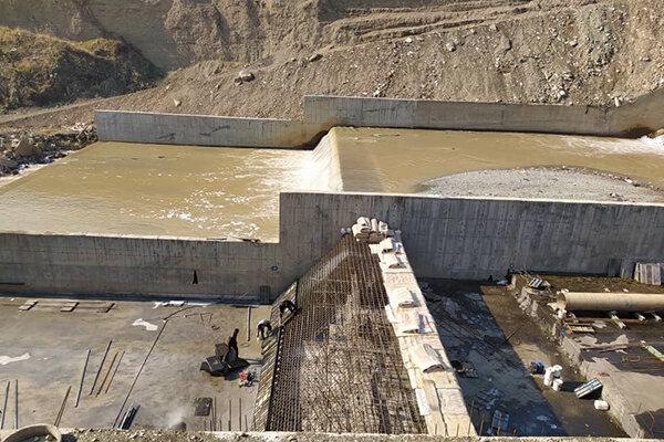 تونل مدیریت سیلاب غرب تهران