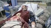 ویدئو | فاجعه در بیمارستانهای شمال؛ بستری شدن بیماران کرونا و غیرکرونا کنار هم به دلیل هجوم مسافران