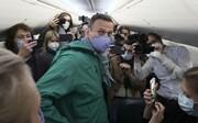 دشمن سرسخت پوتین در فرودگاه مسکو بازداشت شد