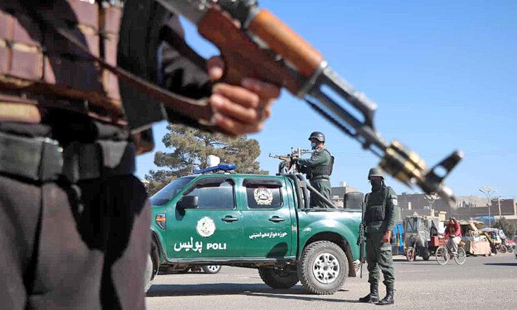 ترور در افغانستان