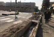 معابر خاورشهر اصلاح هندسی میشود