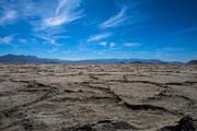 روزگار سیاه بزرگترین دریاچه آب شیرین خاورمیانه | دریاچه پریشان کاملا خشک شد