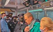 انتقاد محتاطانه آمریکا و اتحادیه اروپا از رفتار کرملین با منتقد پوتین | ناوالنی را آزاد کنید