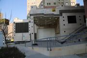 ورودی شرقی ایستگاه کمیل در خط ۷ مترو تهران افتتاح شد
