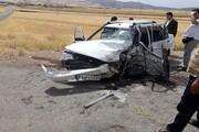 ۳ کشته و ۲ مجروح در تصادف محور بستانآباد-سراب
