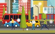اینفوگرافیک | این ۵ وسیله را هنگام خروج از خانه در دوران کرونا حتما همراه داشته باشید